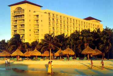 The Hyatt Regency Resort and Casino in Aruba