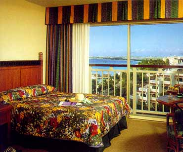 The Hyatt Regency Resort and Casino in Aruba Guest Suite